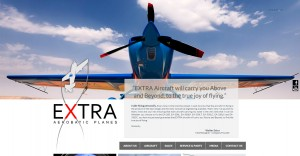 Extra Aircraft - Attention to detail